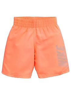nike-boys-6-inch-solid-lap-shorts-orange