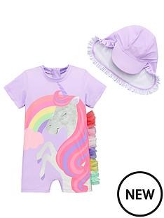 mini-v-by-very-girls-unicorn-magic-frill-sunsafe-amp-hat-lilac