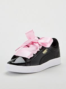 newest 57c24 44bc0 Girl | Puma Basket | Trainers | Child & baby | www ...
