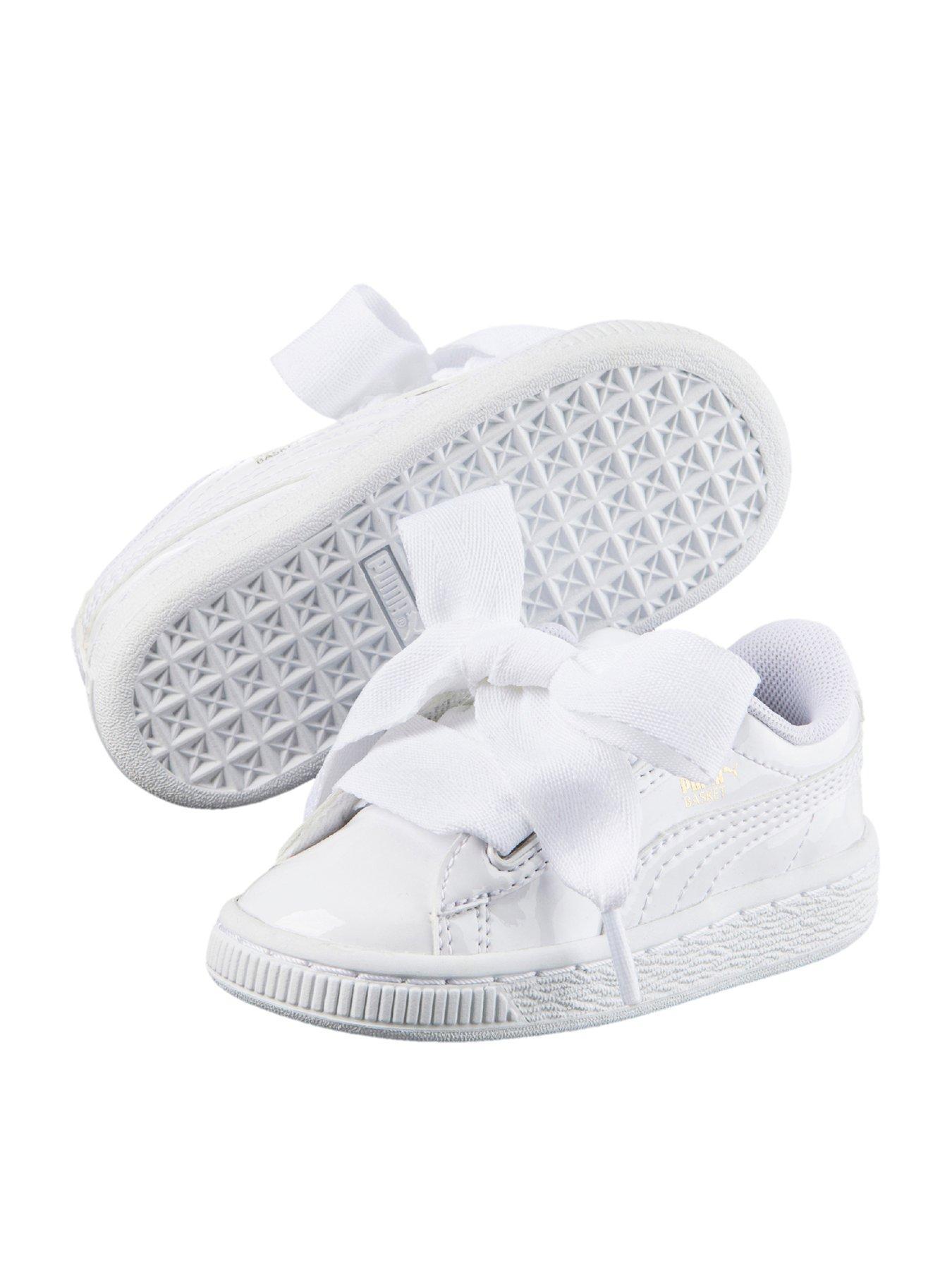 White | Puma | Child \u0026 baby | www