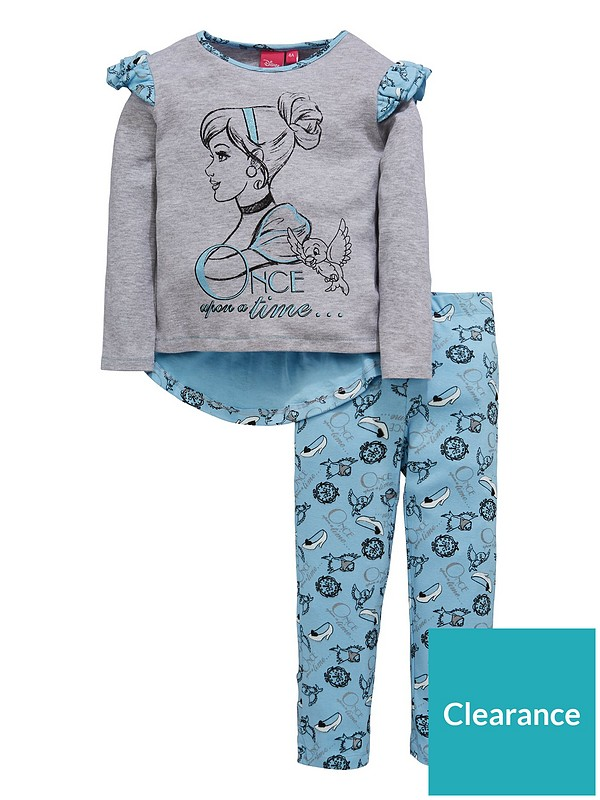 Disney Princess Cinderella Girl/'s Pyjamas