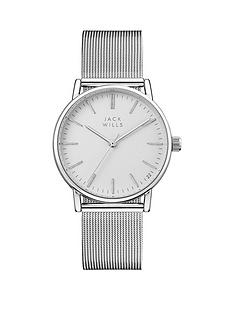 jack-wills-jack-wills-silver-dial-stainless-steel-mesh-strap-ladies-watch