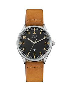 jack-wills-jack-wills-black-dial-brown-leather-strap-mens-watch
