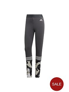 adidas-print-tight-dark-greynbsp