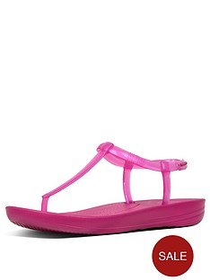 1600304261: FitFlop Fitflop Iqushion Splash - Pearlised Flip Flop