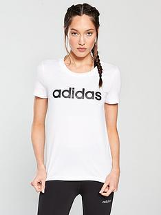 1b0931f2292d Adidas Women's Tops, Jerseys & T-Shirts | Littlewoods Ireland
