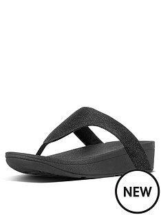 fitflop-lottie-glitzy-thong-platform-flip-flop-shoes-black
