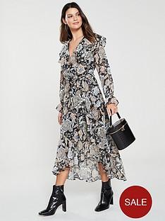 v-by-very-wrap-midi-dress-print