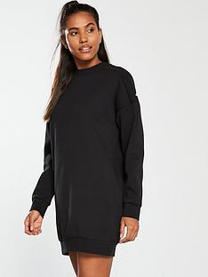 adidas-premium-sweat-dress-blacknbsp