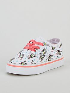 f51dd88e2afe36 Vans Authentic Unicorn Infant Trainer