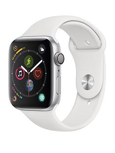 apple-watch-series-4-gps-44mm-silver-aluminium-case-with-white-sport-band