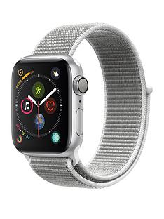 apple-watch-series-4-gps-40mm-silver-aluminium-case-with-seashell-sport-loop