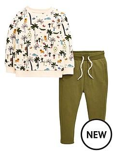 mini-v-by-very-jungle-print-sweatshirt-and-jogger-set-stone