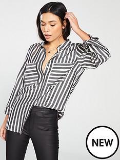 v-by-very-utility-shirt-stripe
