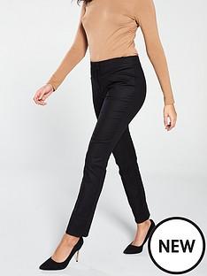 v-by-very-cotton-sateen-slim-leg-trouser-black
