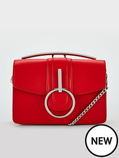 v-by-very-petra-boxy-crossbody-with-metal-handlebar-red
