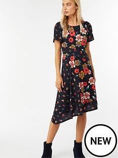 monsoon-aiden-print-asymmetrical-dress-navynbsp