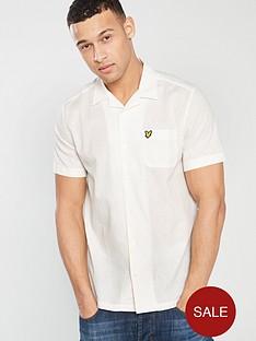 lyle-scott-resort-shirt-snow-white