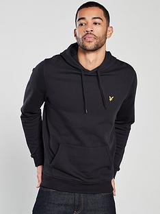 lyle-scott-pullover-hoodienbsp--true-black