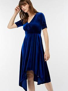 monsoon-florence-velvet-tee-fit-and-flare-dress-midnight