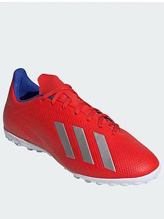 5393d4bda23 adidas Adidas Mens X 18.4 Astro Turf Football Boot