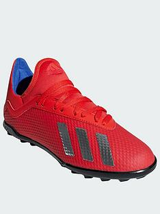 1bf8dd318781 adidas Adidas Junior X 18.3 Astro Turf Football Boot