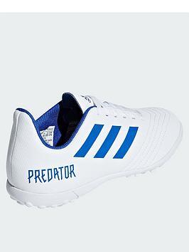 97bfe53fdf1 adidas Adidas Junior Predator 19.4 Astro Turf Football Boot ...