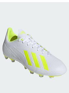c80b811a7f8 adidas Adidas Mens X 18.4 Firm Ground Football Boot