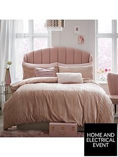 michelle-keegan-home-ariana-velvet-duvet-cover-set