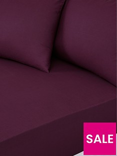 everyday-collection-non-iron-180-thread-count-32-cm-extra-deep-fitted-sheet