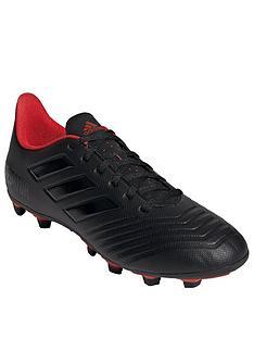 low priced 9148b ef3ce adidas Adidas Mens Predator 19.4 Firm Ground Football Boot