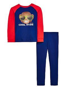 emoji-boys-monkey-emoji-pyjamas-multi-coloured