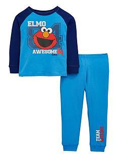 sesame-street-elmo-boys-pyjamas-blue