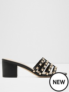 aldo-mireamma-studded-heeled-strappy-mules-black
