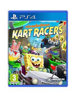 playstation-4-nickelodeon-kart-racers