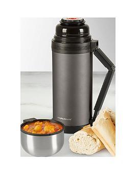morphy-richards-equip-15-litre-travel-vacuum-flask-ndash-titanium