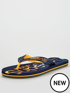 superdry-scuba-faded-logo-flip-flop