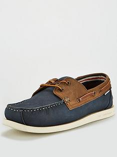 9f7ad77d7433 Superdry Leather Deck Shoe