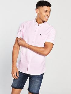 superdry-premium-university-oxford-short-sleeved-shirt-pink