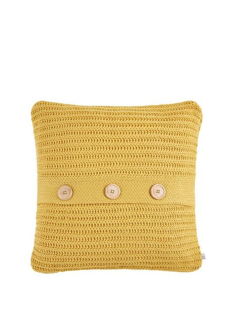 catherine-lansfield-knitted-cushion