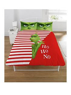 the-grinch-ho-ho-no-double-christmas-duvet-cover-set