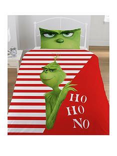 the-grinch-ho-ho-no-single-christmas-duvet-cover-set