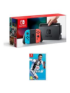nintendo-switch-neon-console-with-fifa-19-and-optional-pro-controller