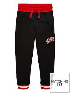 nike-air-boys-fleece-pants-black