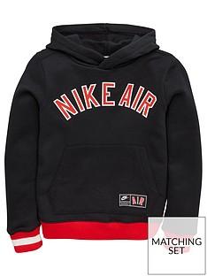 nike-boys-air-fleece-overhead-hoodie-black