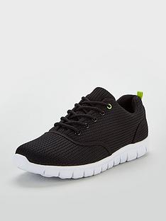 mini-v-by-very-older-boys-simple-lace-up-trainer