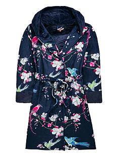 339cbed02d4eb Baker by Ted Baker Girls Floral Robe