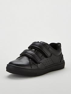 23c6fccaaebf Mini V by Very Matty Velcro Back To School Shoe