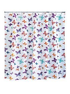 aqualona-butterfly-blossom-shower-curtain