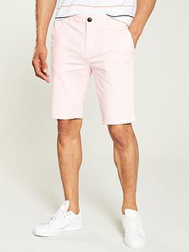very-man-slim-chino-shorts-washed-pink